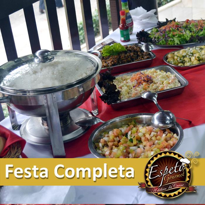 95 Churrasco Espeto Gourmet